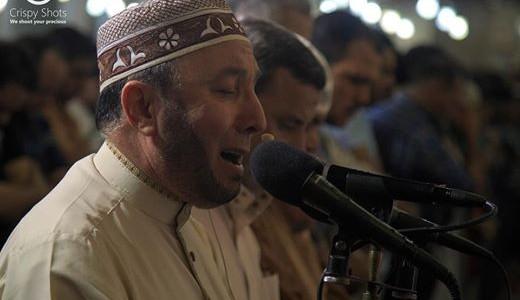 دعاء لمحمد جبريل
