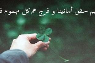بالصور ادعية حفظ النفس اللهم حقق امانينا 310x205