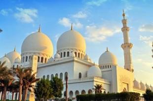 صور دعاء دخول المسجد