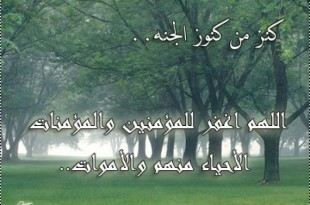 صور ادعية الشعراوي مكتوبة دعاء الشيخ الشعراوى