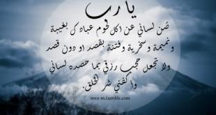 ادعية الشيخ فاضل المالكي